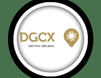 Dubai Gold & Commodities Exchange Logo