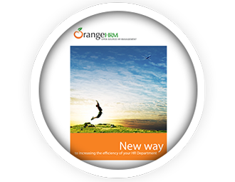 OrangeHRM New Way Logo