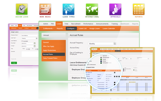 Open Source HR Software | Open Source Free HR Management l OrangeHRM